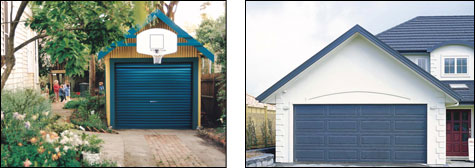 panelift garage doors